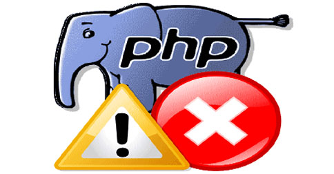 Tratamento de Erros em PHP
