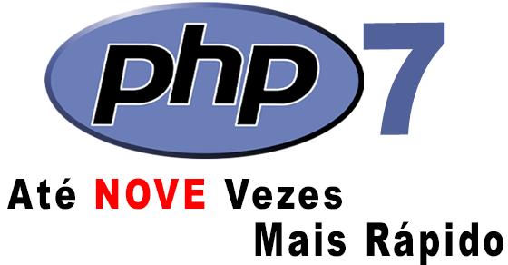 PHP 7: Até 9 Vezes Mais Rápido Que o PHP 5.6